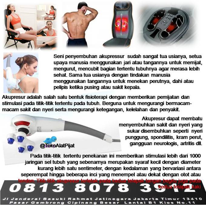Alat Pijat Magic Massager 8 in 1 Toko ARBIB 081380783912 (1)