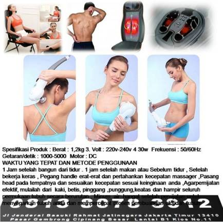 Alat Pijat Magic Massager 8 in 1 Toko ARBIB 081380783912 (7)
